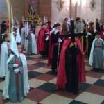Nuestro Señor Jesús con la Cruz a Cuestas y María Santísima de las Angustias de la Asociación de Exalumnos Maristas (A.D.E.MAR)